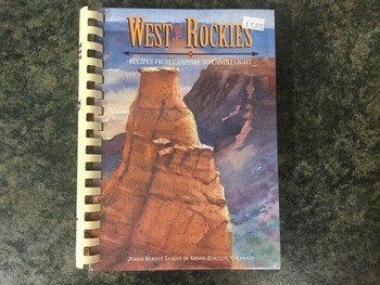 Cookbooks (West of Rockies
